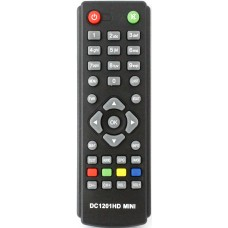 Пульт для DVB-T2 приставки D-Color DC-1201HD mini